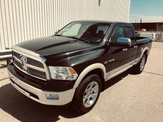 Used 2010 Dodge Ram 1500 Laramie ( A Class Leading Design ) for sale in Mississauga, ON