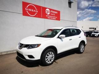 Used 2016 Nissan Rogue S / AWD / Certified Pre-Owned / Smart Key for sale in Edmonton, AB