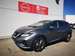 New 2021 Nissan Murano PLATINUM/AWD/KEYLESS ENTRY/SEAT MEMORY/BLINDSPOT MONITOR for sale in Edmonton, AB