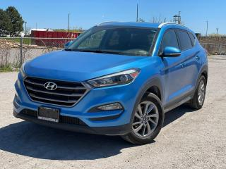 Used 2016 Hyundai Tucson Premium 2.0 AWD|Camera|Bluetooth|Heated seats| for sale in Bolton, ON