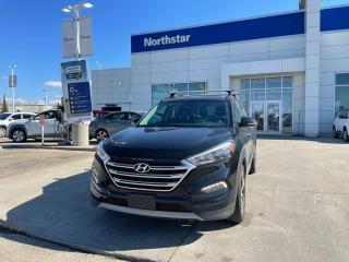 Used 2017 Hyundai Tucson LTD NAV/LEATHER/PANOROOF/HEATEDSEATS/BACKUPCAM for sale in Edmonton, AB