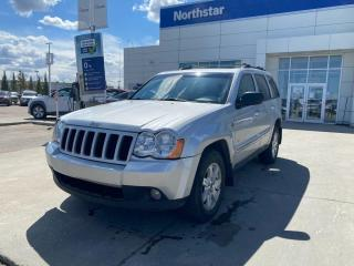 Used 2008 Jeep Grand Cherokee LAREDO/DIESEL/4X4/BLUETOOTH/BACKUPCAM/HEATEDSEATS for sale in Edmonton, AB