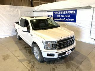 Used 2019 Ford F-150 Limited  for sale in Peace River, AB