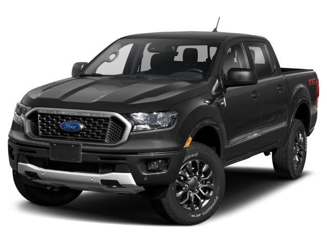 2021 Ford Ranger XLT 4WD SUPERCREW 5' BOX