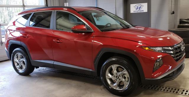 2022 Hyundai Tucson 2.5L AWD PREFERRED