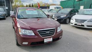 Used 2010 Hyundai Sonata GL w/Sport Pkg for sale in Burlington, ON