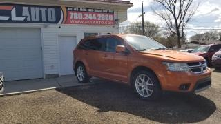 Used 2011 Dodge Journey SXT for sale in Edmonton, AB