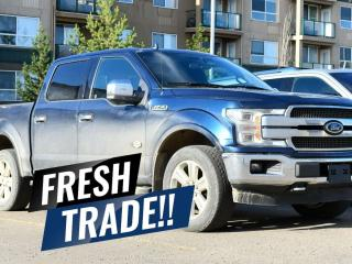 Used 2018 Ford F-150 King Ranch for sale in Red Deer, AB