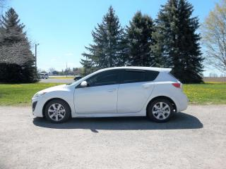 Used 2011 Mazda MAZDA3 GS SPORT HATCHBACK for sale in Thornton, ON