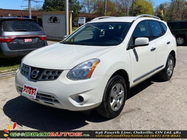 2012 Nissan Rogue S|AWD|BLUETOOTH|PARKING SENSORS|WARRANTY|CERTIFIED