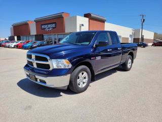 Used 2014 RAM 1500 SLT for sale in Steinbach, MB