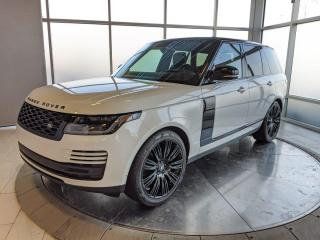 Used 2021 Land Rover Range Rover STARTING FROM $799 BI-WEEKLY! for sale in Edmonton, AB