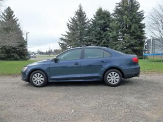 Used 2013 Volkswagen Jetta 2.0 Trendline+ for sale in Thornton, ON