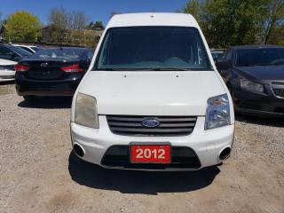 Used 2012 Ford Transit Connect XLT for sale in Scarborough, ON