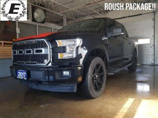Used 2017 Ford F-150 XLT  ROUSH SC!! for sale in Barrie, ON