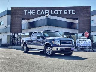 Used 2012 Ford F-150 XLT 4X4 for sale in Sudbury, ON