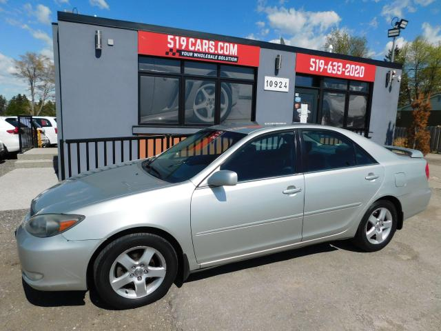 2003 Toyota Camry SE | Alloy Wheels | Low Kms