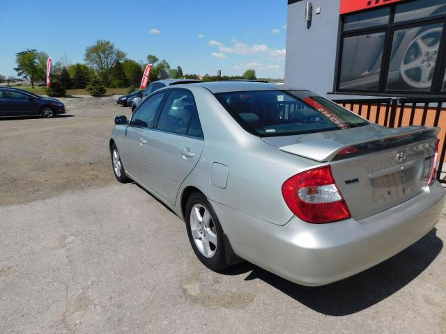2003 Toyota Camry SE   Alloy Wheels   Low Kms