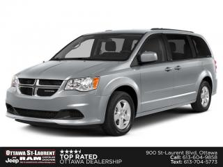 Used 2014 Dodge Grand Caravan SE/SXT for sale in Ottawa, ON