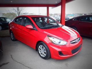 Used 2014 Hyundai Accent GL for sale in Saint John, NB