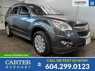 Used 2010 Chevrolet Equinox LT for sale in Burnaby, BC