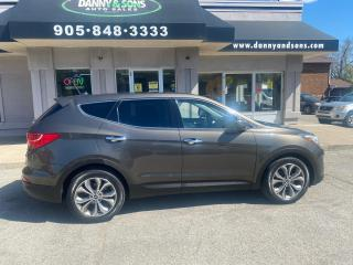 Used 2013 Hyundai Santa Fe SPORT for sale in Mississauga, ON