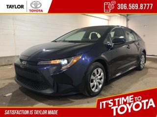 New 2021 Toyota Corolla LE for sale in Regina, SK