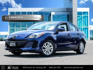 Used 2012 Mazda MAZDA3 GS-SKY GS for sale in Cobourg, ON