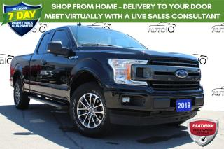 Used 2019 Ford F-150 XLT SPORT 4X4! NAVIGATION! for sale in Hamilton, ON