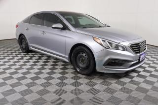 Used 2016 Hyundai Sonata 2.0T Sport Ultimate 1 OWNER | NAVI | PANO MOONROOF | COOLED SEATS for sale in Huntsville, ON