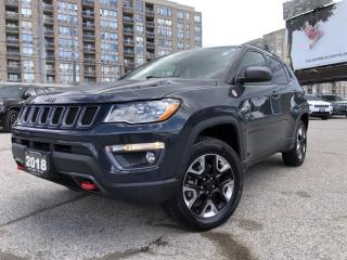 Used 2018 Jeep Compass Trailhawk for sale in North York, ON