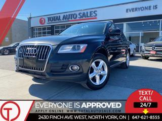 Used 2016 Audi Q5 COMFORT | AWD | NO ACCIDENTS for sale in North York, ON