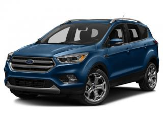 Used 2018 Ford Escape Titanium for sale in Oakville, ON