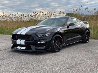 Used 2016 Ford Mustang Shelby GT350 Shelby GT350R, Only 1,705 Km's,!! for sale in Tilbury, ON