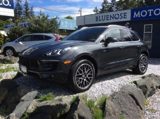Used 2018 Porsche Macan S for sale in Parksville, BC