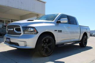 Used 2018 RAM 1500 SPORT for sale in Tilbury, ON