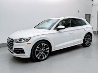 Used 2018 Audi SQ5 SQ5/TECHNIK/AIR SUSPENSION/DRIVER ASSISTANCE PLUS/B&O! for sale in Toronto, ON