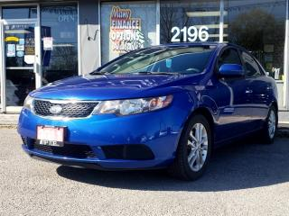 Used 2011 Kia Forte 4dr Sdn Auto EX for sale in Bowmanville, ON