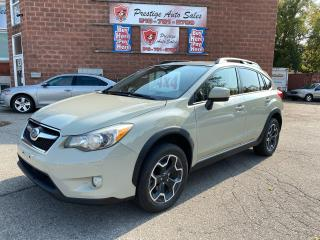 Used 2013 Subaru Crosstrek XV/2L/AWD/ONE OWNER/SAFETY INCLUDED for sale in Cambridge, ON