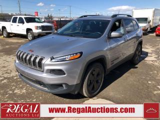 Used 2017 Jeep Cherokee 75TH ANNIVERSARY 4D UTILITY 4WD 3.2L for sale in Calgary, AB