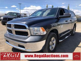Used 2013 RAM 1500 ST Quad Cab 4WD for sale in Calgary, AB
