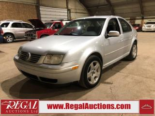 Used 2004 Volkswagen Jetta 4D Sedan for sale in Calgary, AB