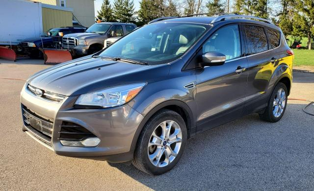 2014 Ford Escape TITANIUM 4WD - NAVI - LEATHER