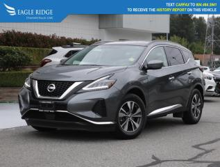 Used 2019 Nissan Murano SV Navigation, Heated Seats, Backup Camera for sale in Coquitlam, BC