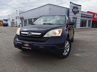 Used 2007 Honda CR-V EX-L for sale in Brampton, ON