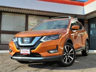 Used 2017 Nissan Rogue SL Platinum Leather | Pano Roof | 19
