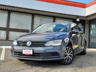 Used 2015 Volkswagen Jetta 1.8 TSI Trendline+ Sunroof | Alloys | 1.8T | Heated Seats | Backup Camera for sale in Waterloo, ON