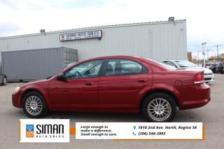 Used 2006 Chrysler Sebring Touring WHOLESALE for sale in Regina, SK