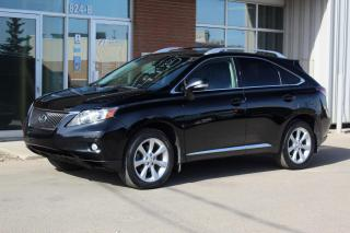 Used 2010 Lexus RX 350 PREMIUM PACKAGE - LOCAL VEHICLE for sale in Saskatoon, SK