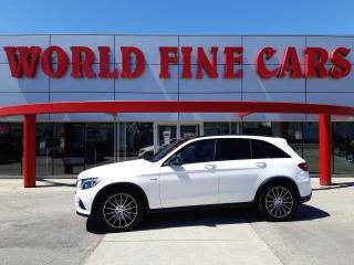 Used 2019 Mercedes-Benz AMG GLC 43 | Accident Free | Ontario Car | 360 HP! for sale in Etobicoke, ON